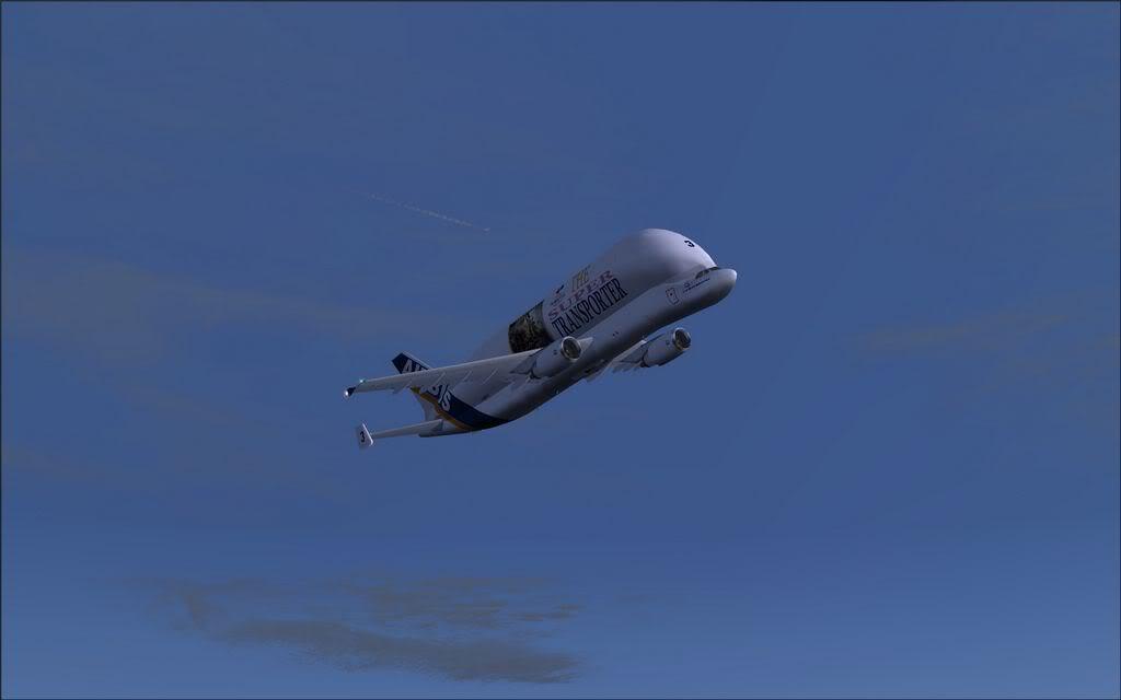 Baleia voadora - Airbus A300-600ST 1-2011-nov-24-002