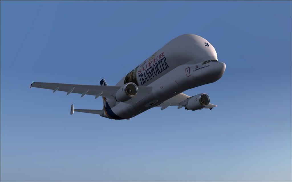 Baleia voadora - Airbus A300-600ST 1-2011-nov-24-006