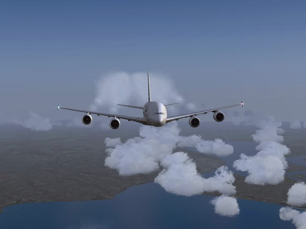 [FS9] - Voo para a Madeira num A380 A38004