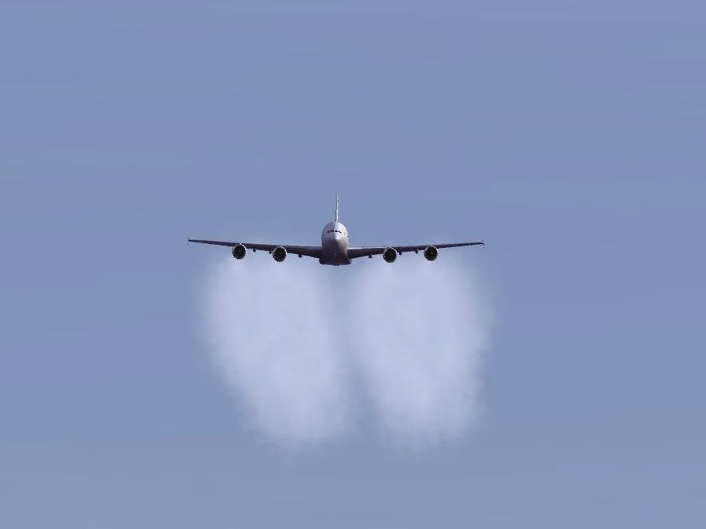 [FS9] - Voo para a Madeira num A380 A38005