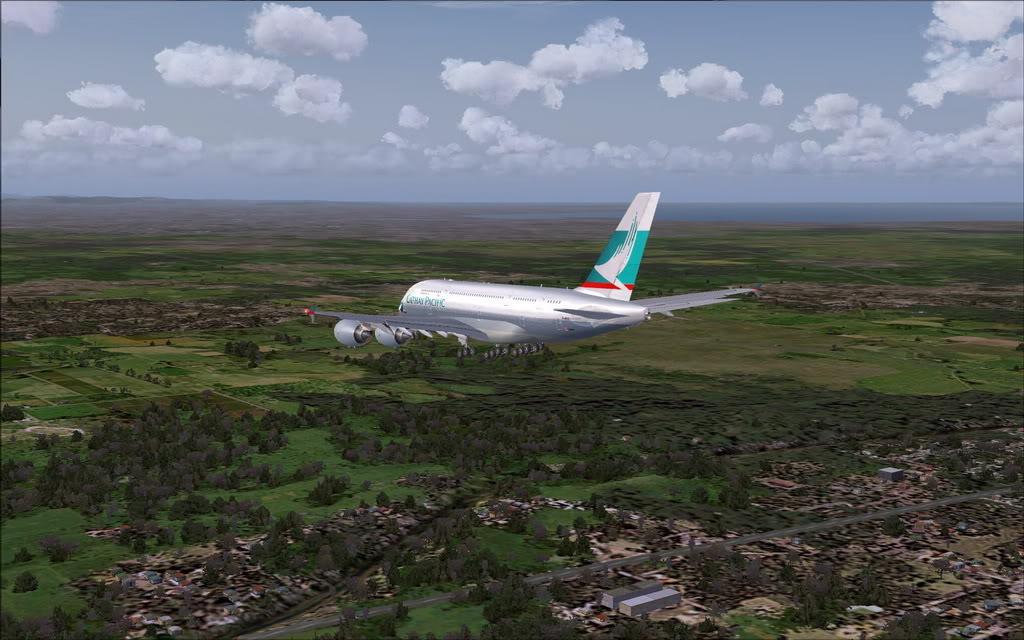 [FS9] - Voo de Adelaide para Melbourne em A380 da Cathay A380_Cathay06