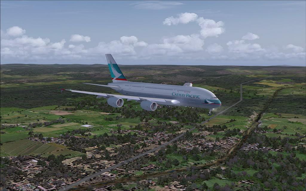 [FS9] - Voo de Adelaide para Melbourne em A380 da Cathay A380_Cathay07