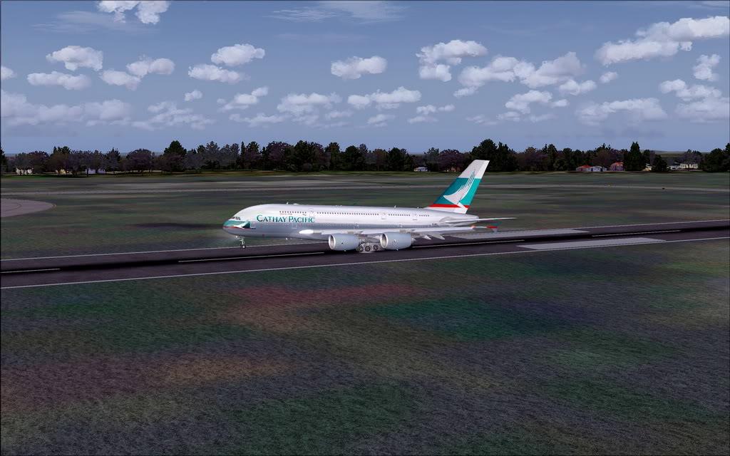 [FS9] - Voo de Adelaide para Melbourne em A380 da Cathay A380_Cathay09
