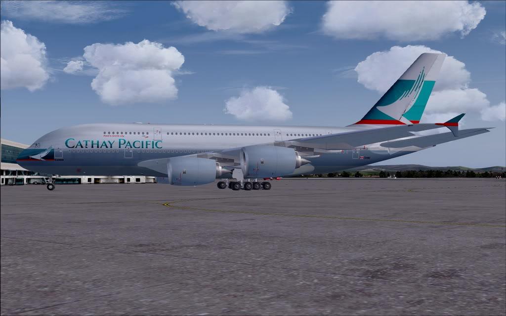 [FS9] - Voo de Adelaide para Melbourne em A380 da Cathay A380_Cathay10