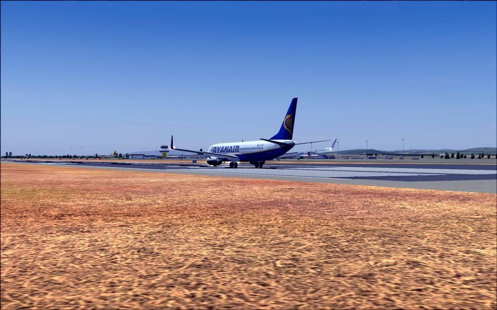 [FS9] - B737-800 Ryanair de Faro para Porto B738_Ryanair06