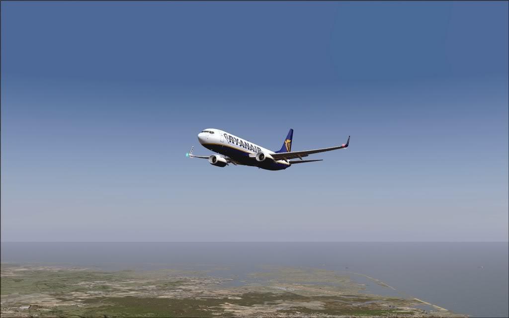 [FS9] - B737-800 Ryanair de Faro para Porto B738_Ryanair10