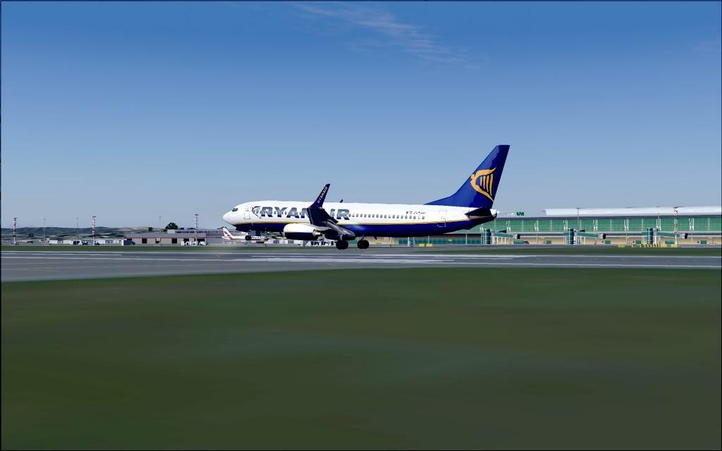 [FS9] - B737-800 Ryanair de Faro para Porto B738_Ryanair21