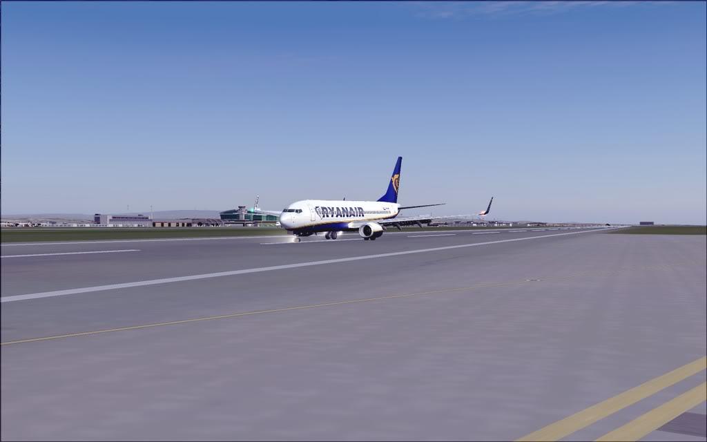 [FS9] - B737-800 Ryanair de Faro para Porto B738_Ryanair24