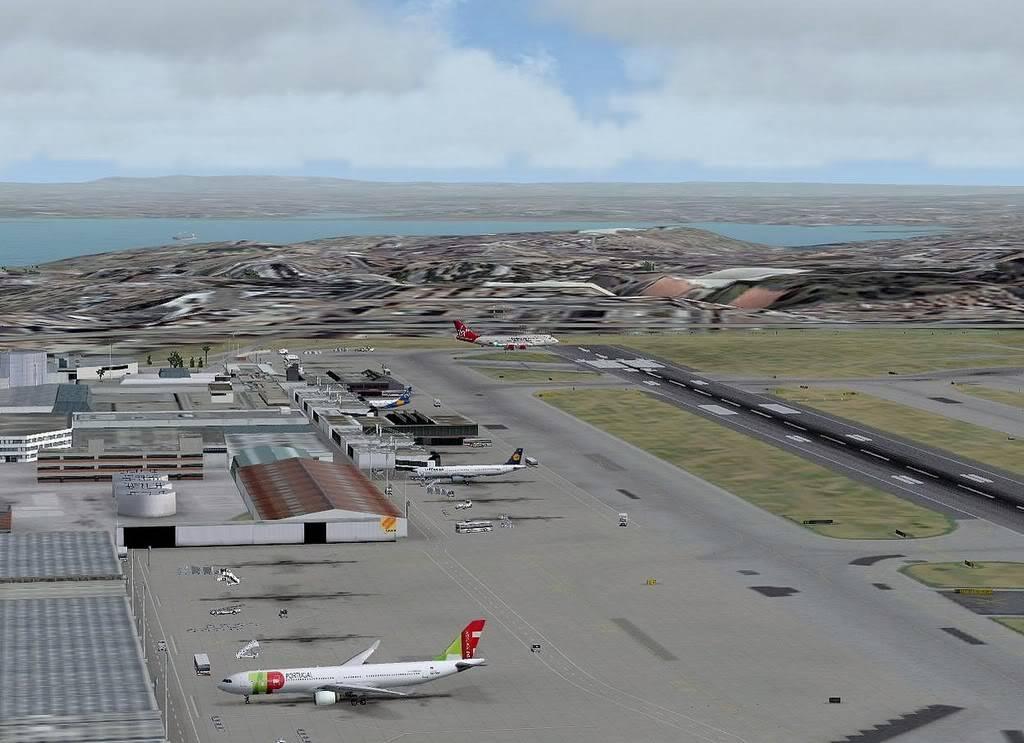 [FS9] B747-400 da Virgin - Voo de Lisboa para Faro Screenshot266