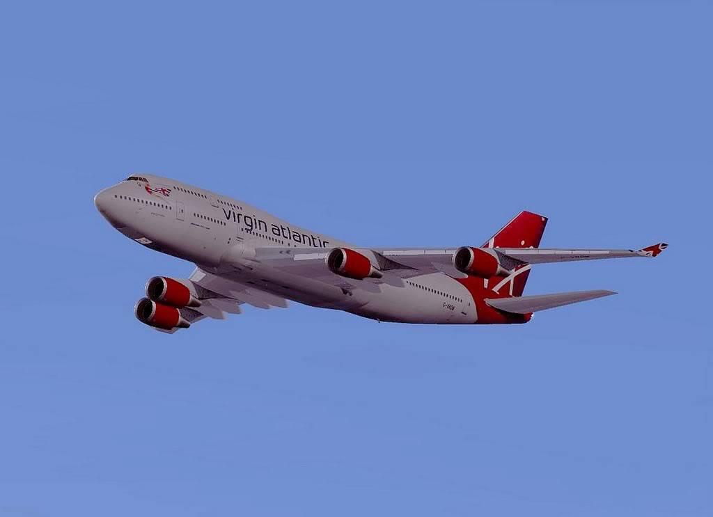 [FS9] B747-400 da Virgin - Voo de Lisboa para Faro Screenshot285