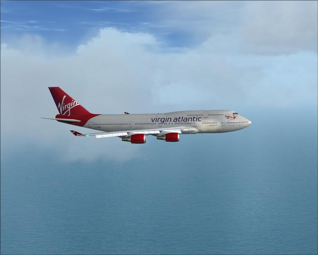 [FS9] B747-400 da Virgin - Voo de Lisboa para Faro Screenshot295