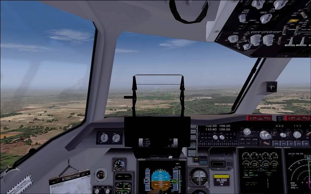 [FS9] - Voo com o Boeing C-17 Globemaster entre Travis AB e Beale AB C1713