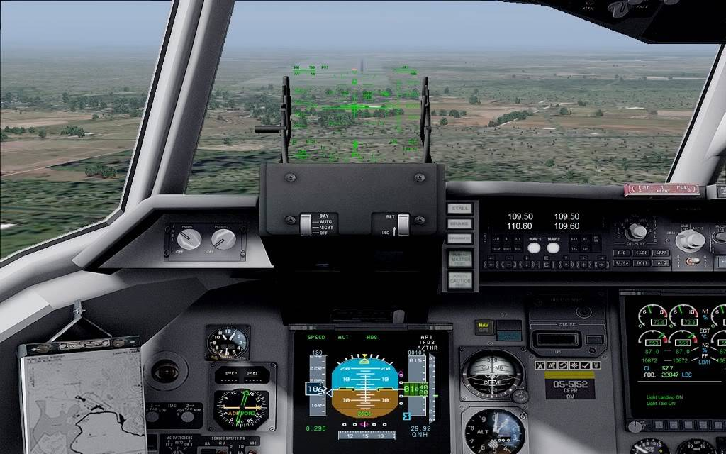 [FS9] - Voo com o Boeing C-17 Globemaster entre Travis AB e Beale AB C1714