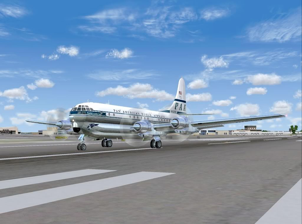 [FS9] - B377 Stratocruiser partindo de NY - JFK North Bound B377_Strato05