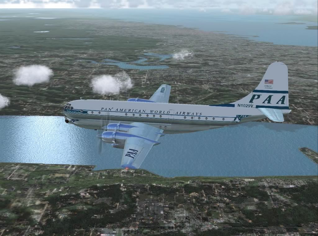 [FS9] - B377 Stratocruiser partindo de NY - JFK North Bound B377_Strato09