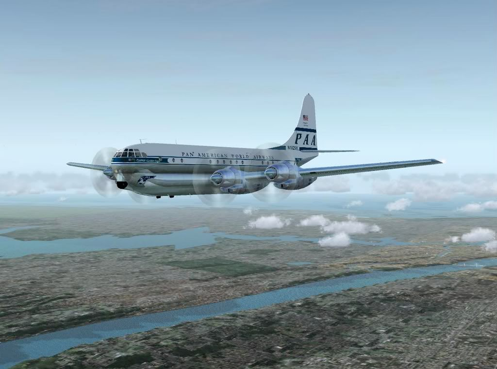 [FS9] - B377 Stratocruiser partindo de NY - JFK North Bound B377_Strato10