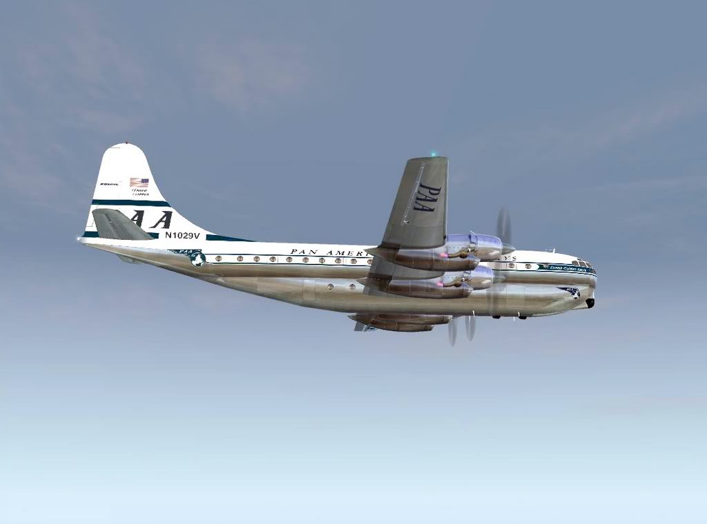 [FS9] - B377 Stratocruiser partindo de NY - JFK North Bound B377_Strato11