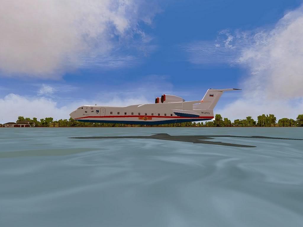 """[FS9] - Be-200 """"Pássaro do Mar"""" -  do Serviço Nacional de Bombeiros Beriev200_SNBPC07"""