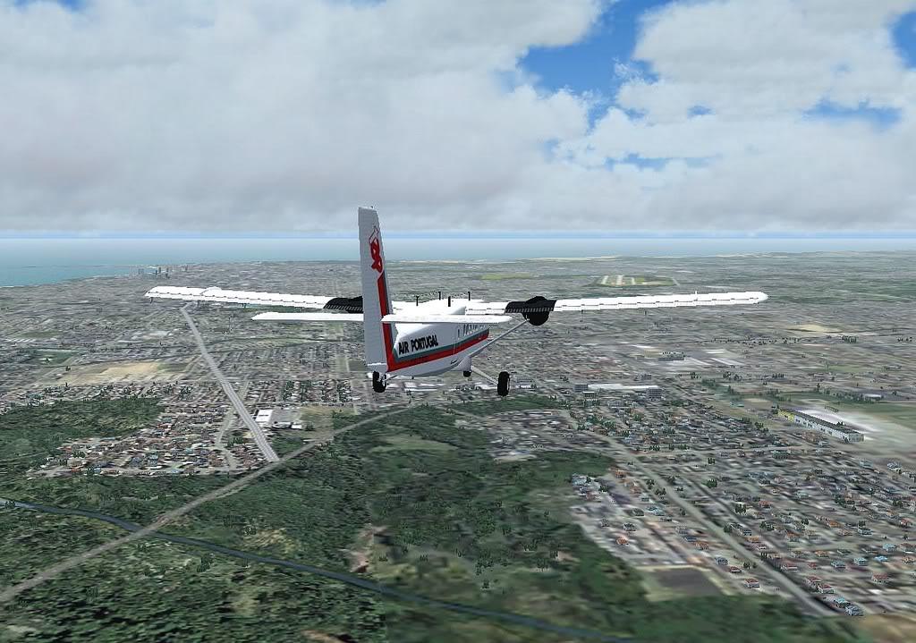 [FS9] - A TAP voando pelo Nordeste Brasileiro DH6_TAP03