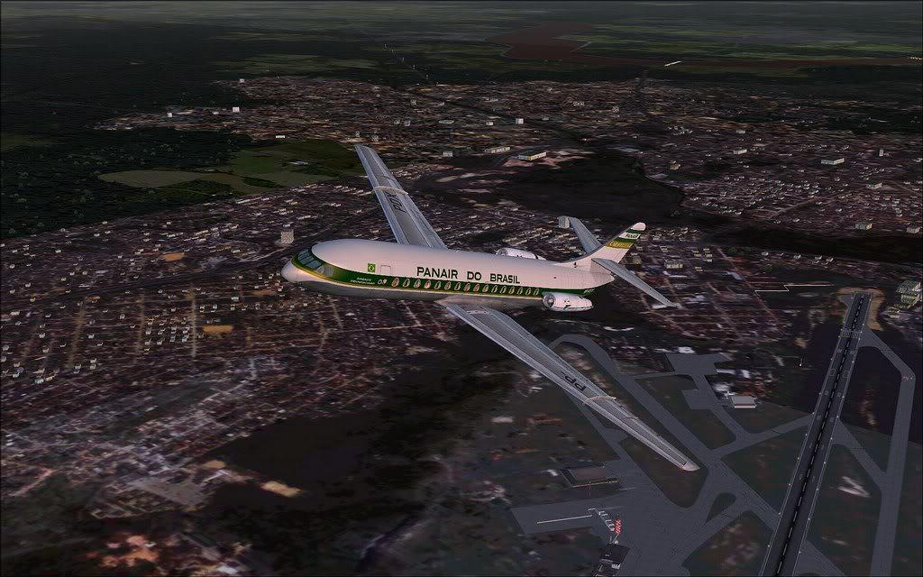 [FS9] Caravelle VI R da Panair - Dep. de Recife SBRF para SBFZ Carav_Panair10