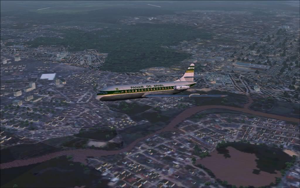[FS9] Caravelle VI R da Panair - Dep. de Recife SBRF para SBFZ Carav_Panair12