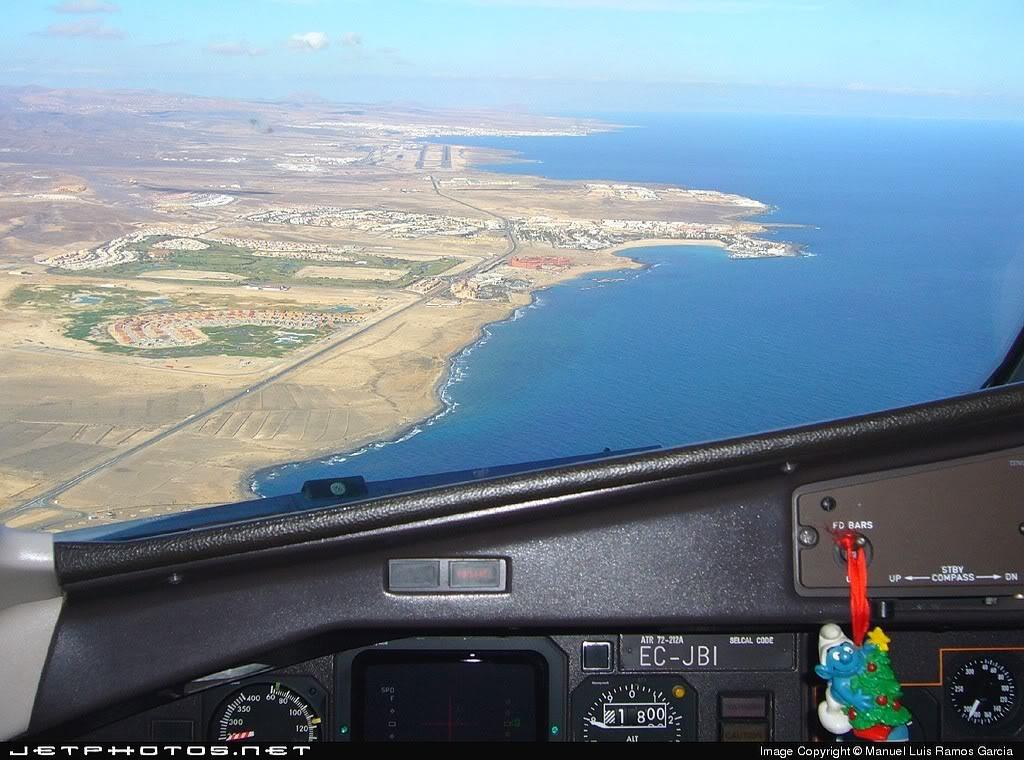 [FSX] De Fuerteventura a Gran Canaria em Cessna FV02