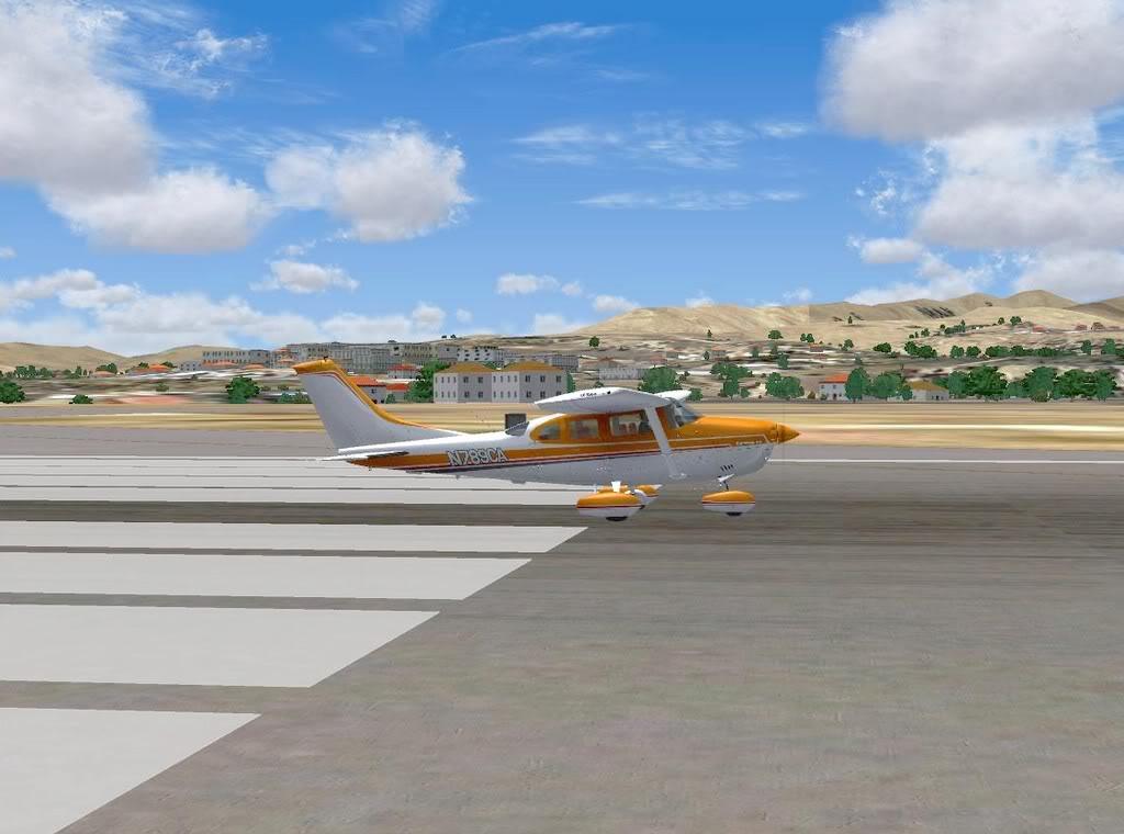 [FS9] - De Fuerteventura a Gran Canaria em Cessna Cessna_Canarias02