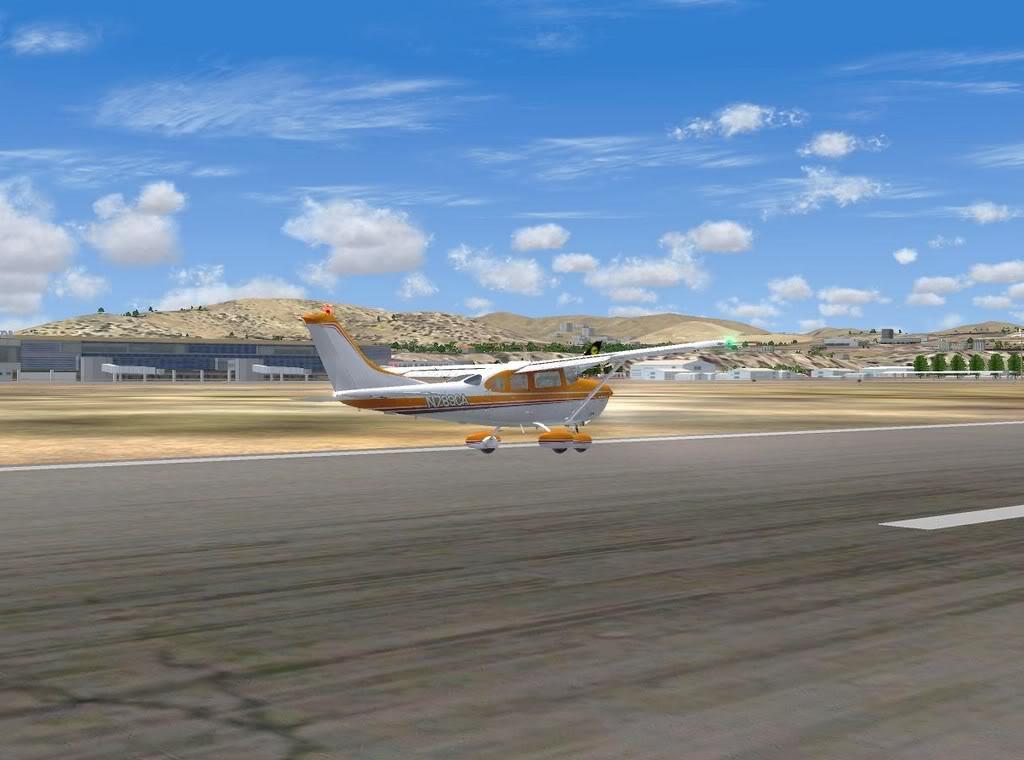 [FS9] - De Fuerteventura a Gran Canaria em Cessna Cessna_Canarias03