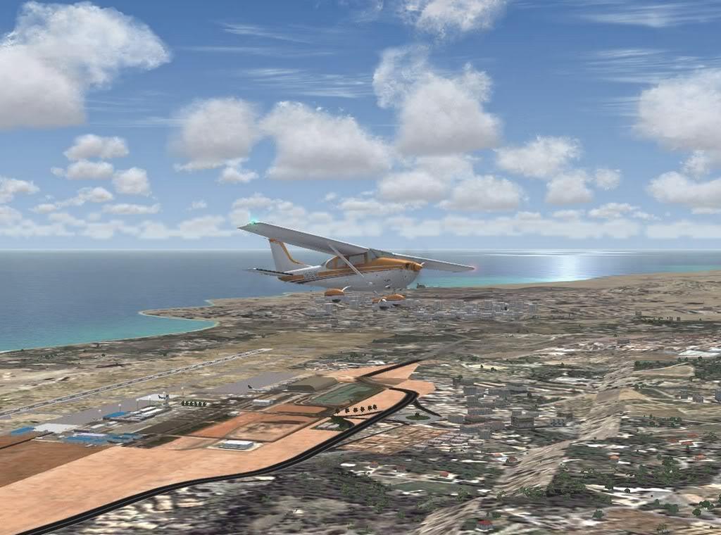 [FS9] - De Fuerteventura a Gran Canaria em Cessna Cessna_Canarias05
