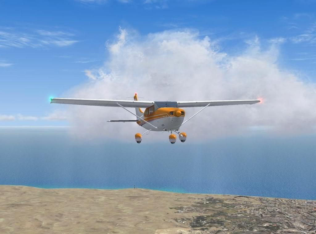 [FS9] - De Fuerteventura a Gran Canaria em Cessna Cessna_Canarias08