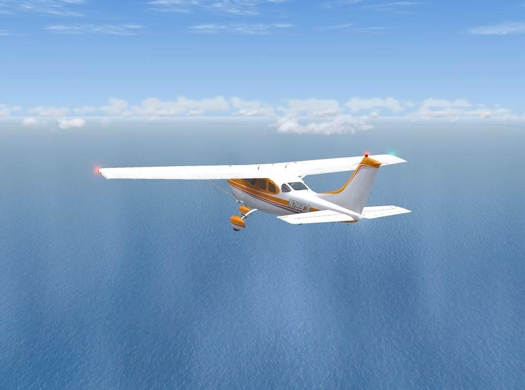[FS9] - De Fuerteventura a Gran Canaria em Cessna Cessna_Canarias09