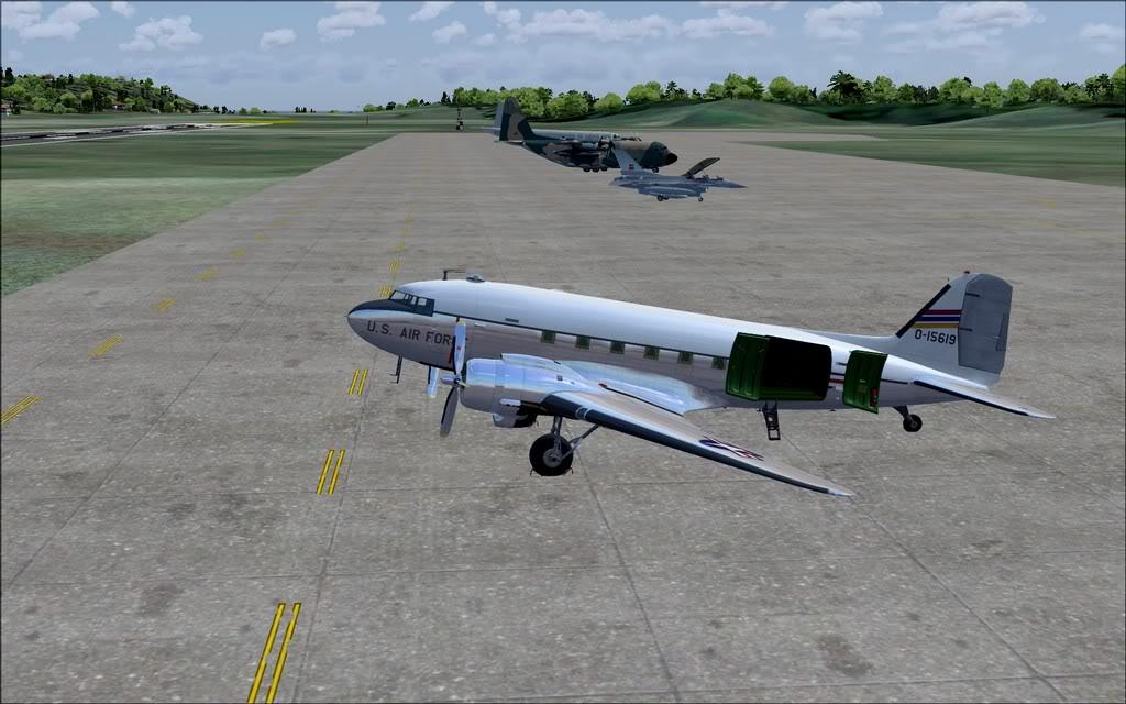 [FS9] C-47 Skytrain convertido do FSX para FS9 C47_Douglas07