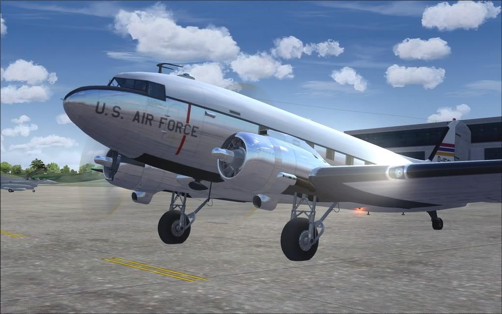 [FS9] C-47 Skytrain convertido do FSX para FS9 C47_Douglas09