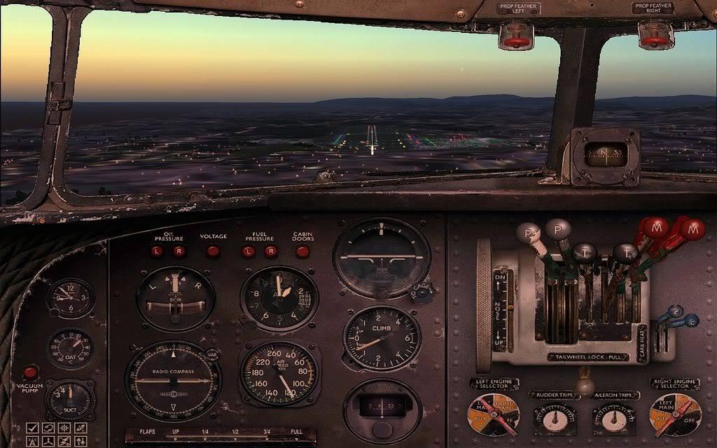[FS9] - C47 Skytrain voando em Portugal C47_Skytrain11