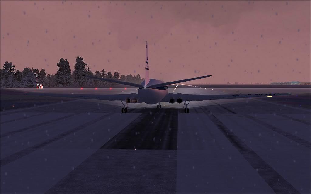 [FS9] Comet DH106 Partindo de Oslo para Aarhus Comet01