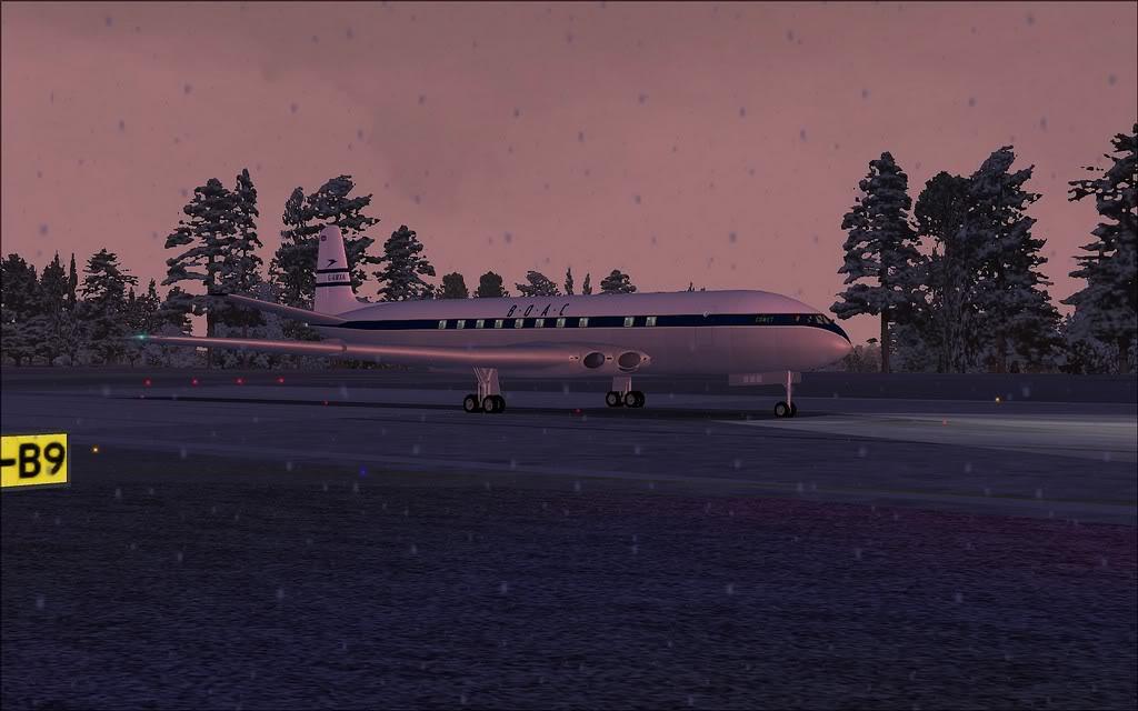 [FS9] Comet DH106 Partindo de Oslo para Aarhus Comet03