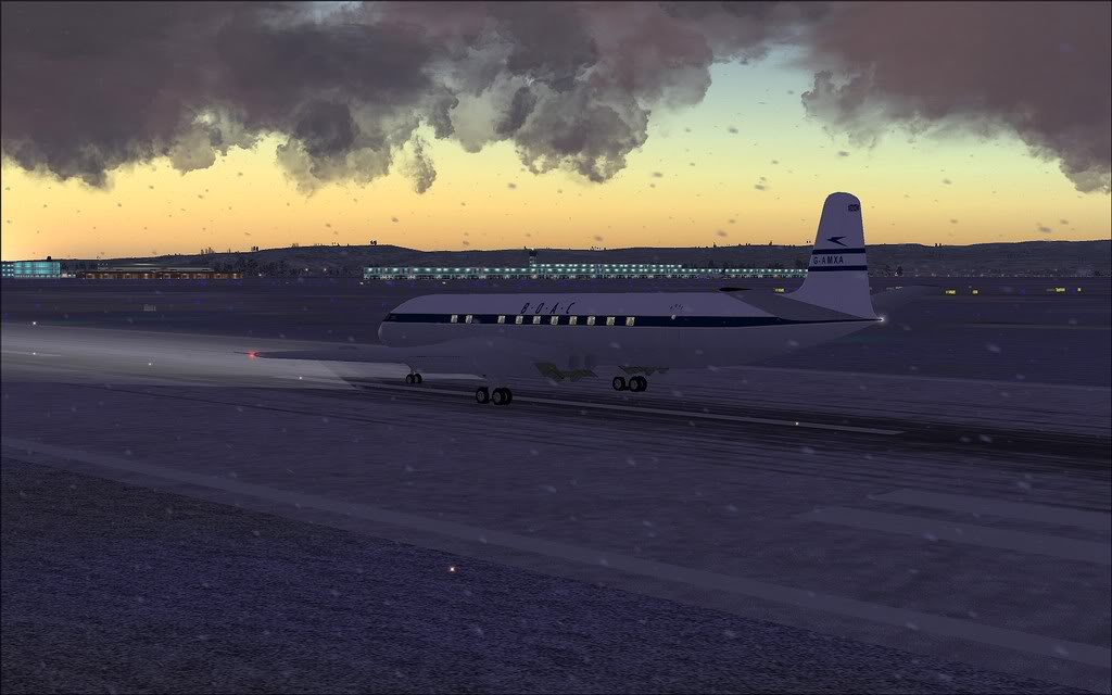 [FS9] Comet DH106 Partindo de Oslo para Aarhus Comet05