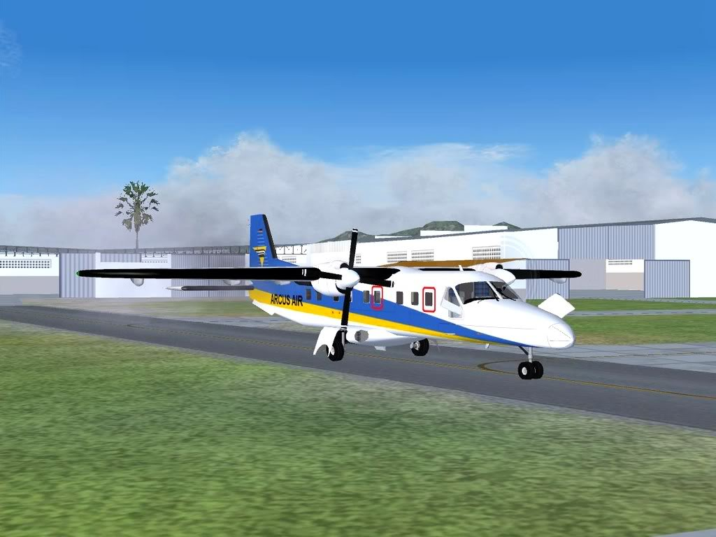 [FS9] - Do 228-212 em Fortaleza Do-22802