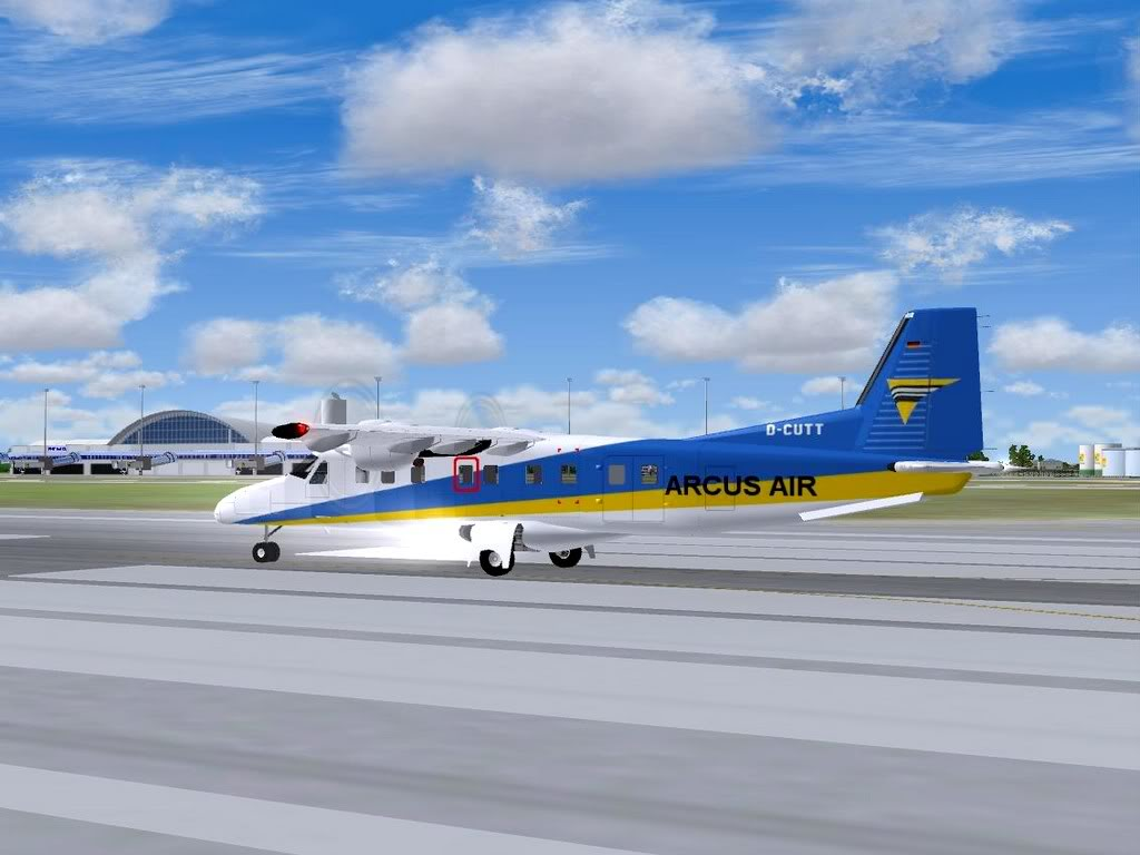 [FS9] - Do 228-212 em Fortaleza Do-22804