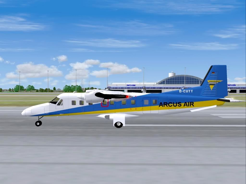 [FS9] - Do 228-212 em Fortaleza Do-22805