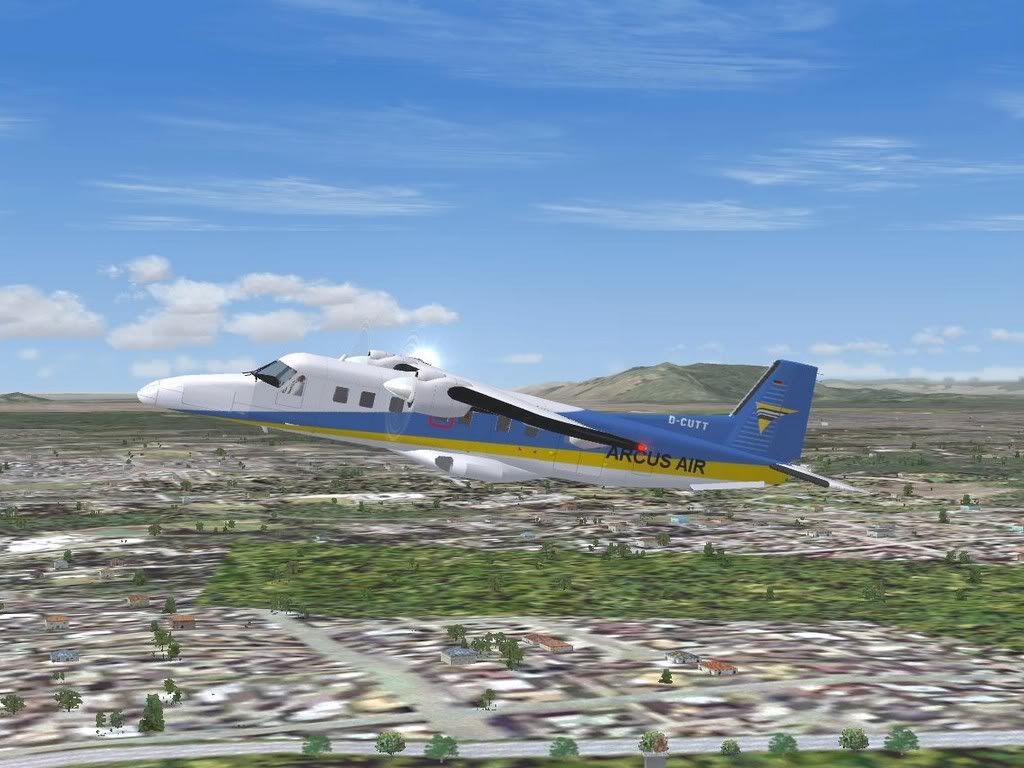 [FS9] - Do 228-212 em Fortaleza Do-22806