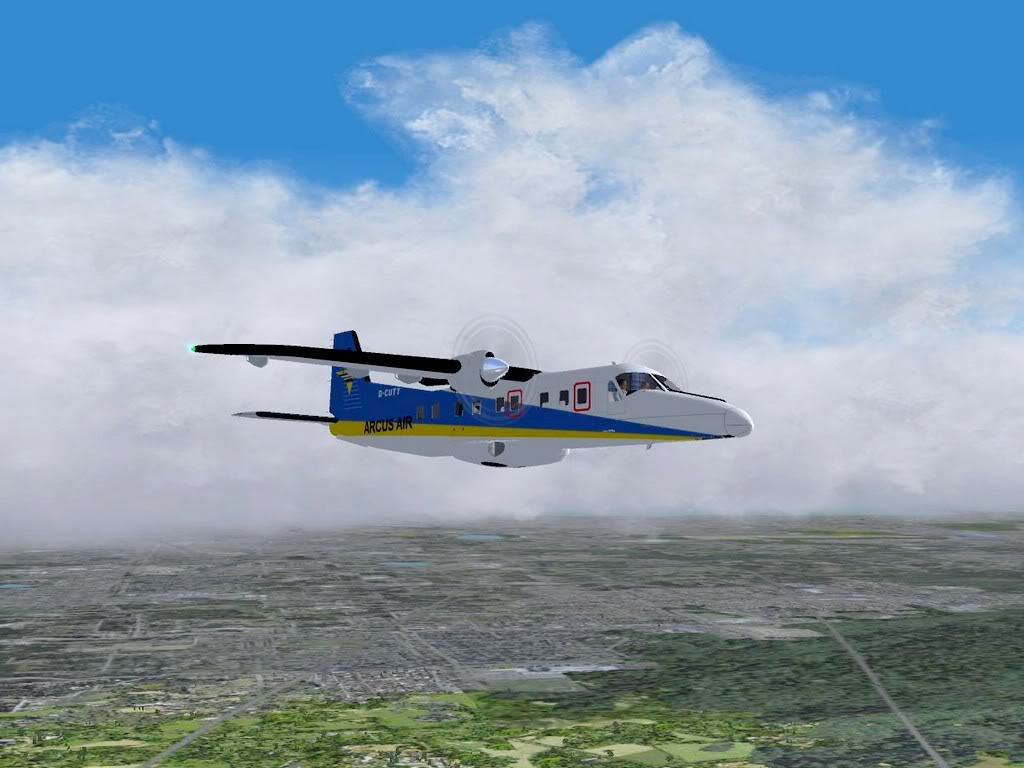 [FS9] - Do 228-212 em Fortaleza Do-22808