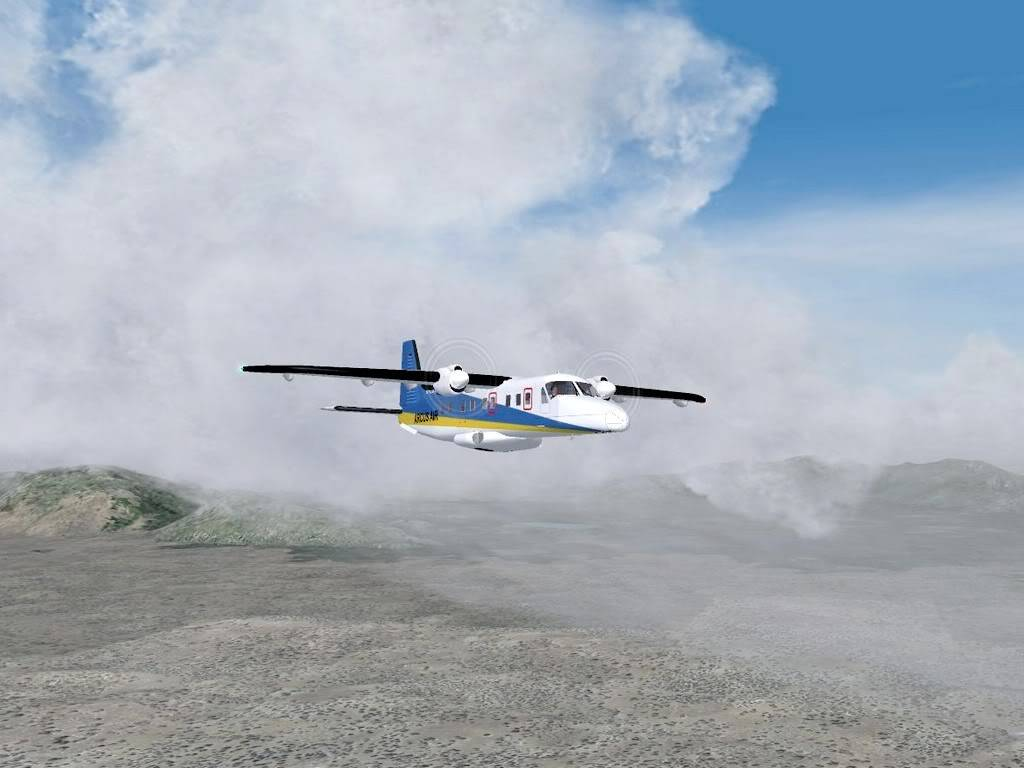[FS9] - Do 228-212 em Fortaleza Do-22810