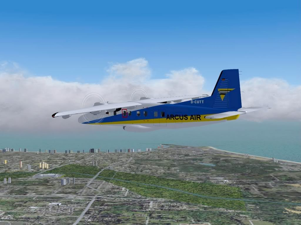 [FS9] - Do 228-212 em Fortaleza Do-22811