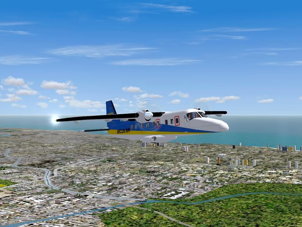 [FS9] - Do 228-212 em Fortaleza Do-22812