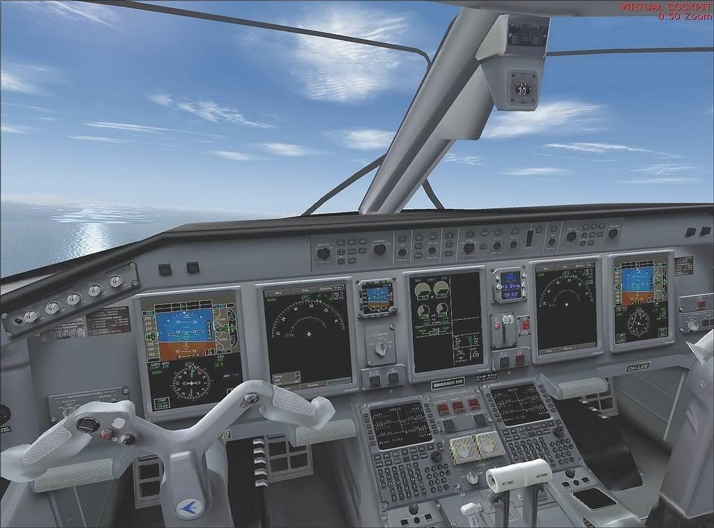 [FS9] - Testando o Embraer 170  da Wilco em Malta Embraer17005