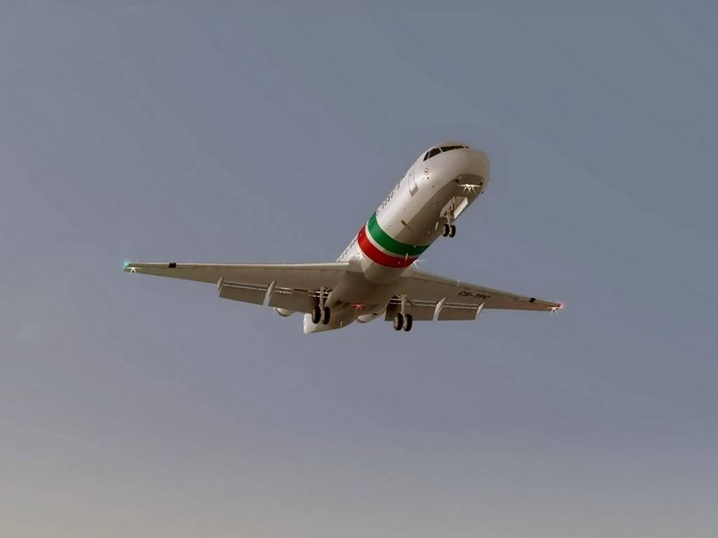 [FS9] - Voando pela Europa - Tirana para Sarajevo - Fokker100 Tirana10