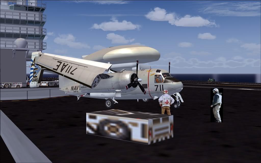 Grumman  E1B Tracer ao largo do Vietnam Grumman_Tracer01