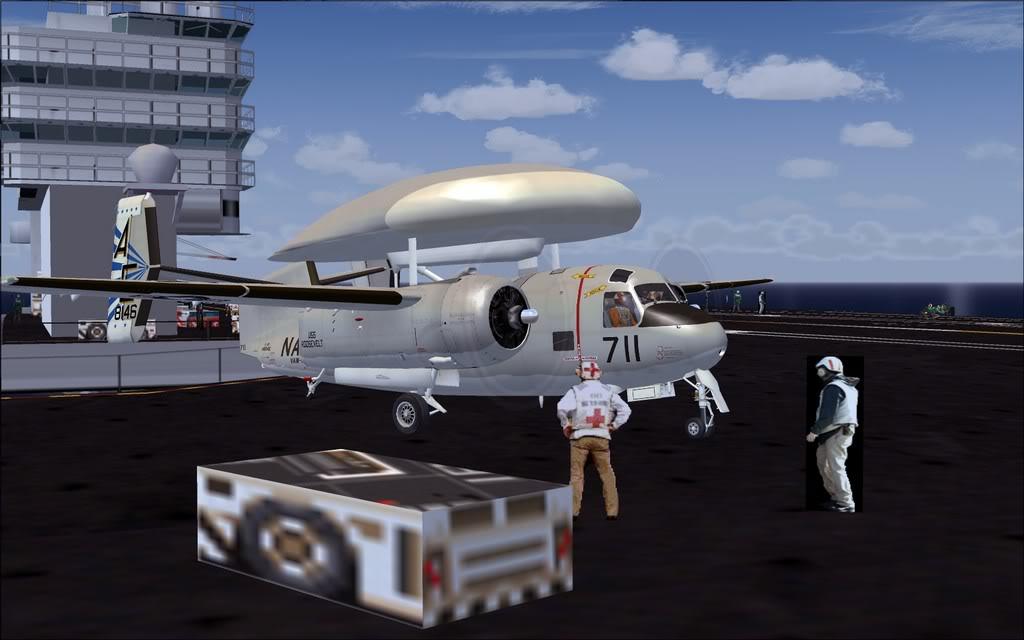 Grumman  E1B Tracer ao largo do Vietnam Grumman_Tracer03