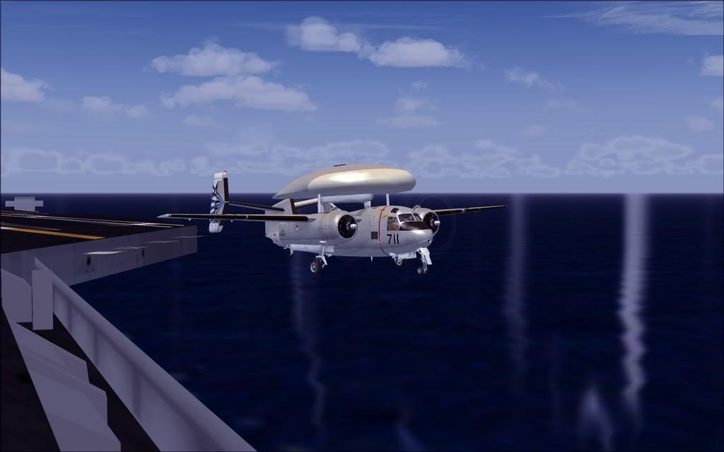 Grumman  E1B Tracer ao largo do Vietnam Grumman_Tracer05